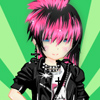 Anime punk girl dress up game