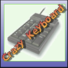 Crazy keyboard